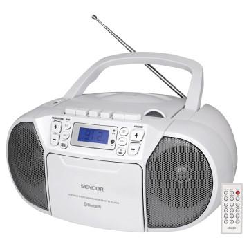 Sencor SPT 3907 W CD-s, USB-s, MP3 lejátszó és rádió