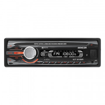Sencor SCT 3018MR autórádió multimédia lejátszóval
