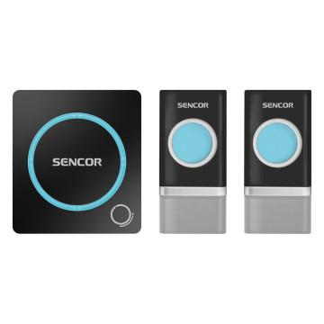 Sencor SWD 112 vezeték nélküli dallamcsengő - 150 ...