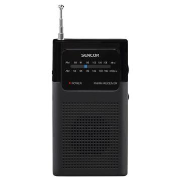 Sencor SRD 1100 B hordozható rádió
