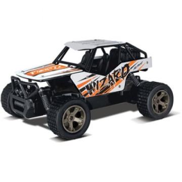 Buggy Off-road távirányítós autó, 1:20, narancssárga