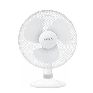 Sencor SFE 3027WH asztali ventilátor