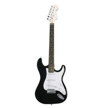 Elektronikus gitár szett kezdőknek, ajándék hangfa...