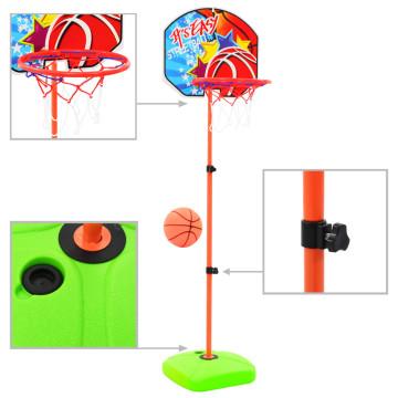 Gyerek-kosárlabdagyűrű- és labdaszett - utánvéttel vagy ingyenes szállítással