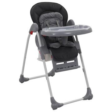 Szürke babaetetőszék - ingyenes szállítás