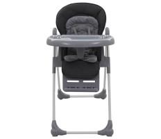Szürke babaetetőszék - utánvéttel vagy ingyenes szállítással