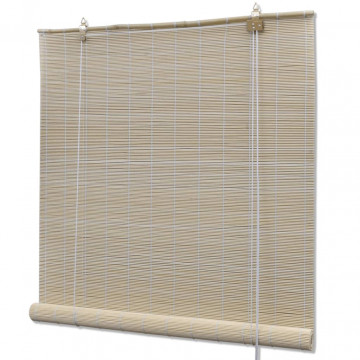 2 db természetes bambuszroló 120 x 160 cm - utánvéttel vagy ingyenes szállítással