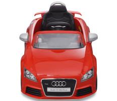 Audi TT RS Elektromos kisautó távirányítóval piros - utánvéttel vagy ingyenes szállítással