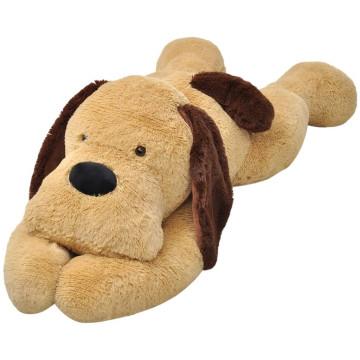 Barna ölelni való plüss kutya 160 cm - ingyenes szállítás