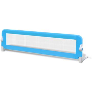 Kék leesésgátló totyogóknak 150 x 42 cm - ingyenes szállítás
