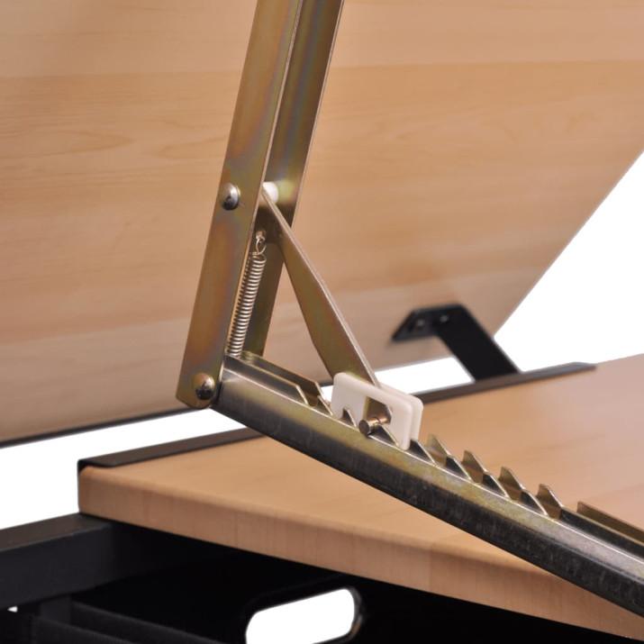 Billenthető Asztal Rajzoló Asztal Szék - ingyenes szállítás