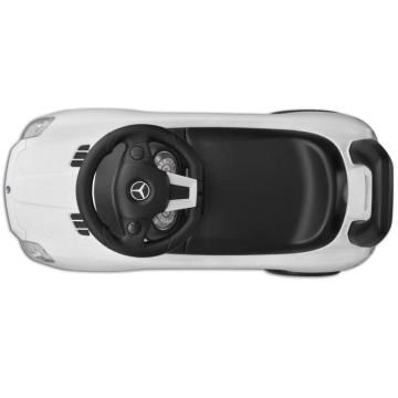 Mercedes Benz Toló Gyerekek Autó Fehér - ingyenes szállítás