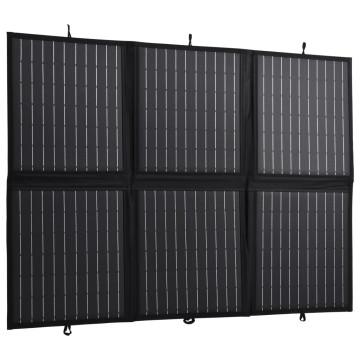 összecsukható napelemtöltő 120 W 12 V - utánvéttel vagy ingyenes szállítással