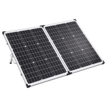 összecsukható napelem táska 120 W 12 V - utánvéttel vagy ingyenes szállítással