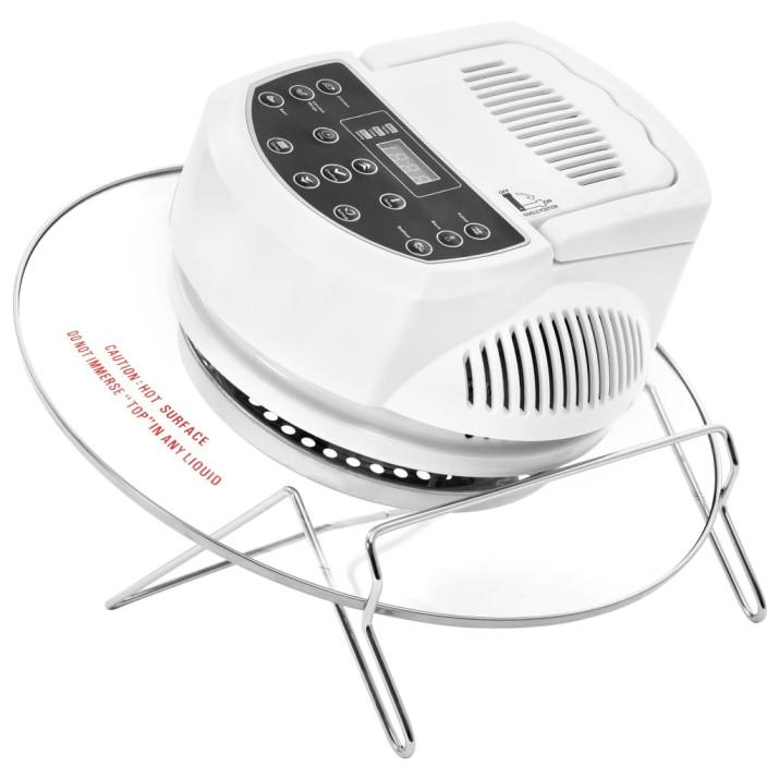 Konvekciós sütő hosszabbítóval és digitális időzítővel 17 L - utánvéttel vagy ingyenes szállítással