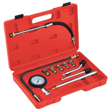 12 darabos benzines kompressziómérő készlet - utánvéttel vagy ingyenes szállítással