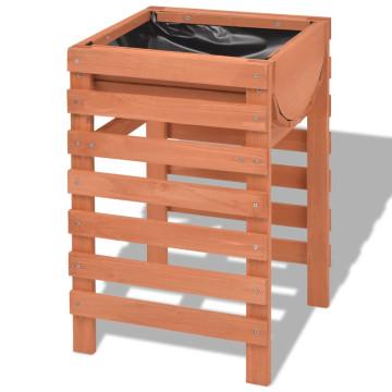 38x36x60 cm fa ültetvényes - utánvéttel vagy ingyenes szállítással