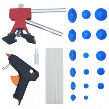26 részes festés nélküli horpadásjavító készlet - utánvéttel vagy ingyenes szállítással