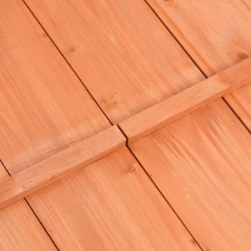 Fenyőfa homokozó 95 x 90 x 15 cm - utánvéttel vagy ingyenes szállítással