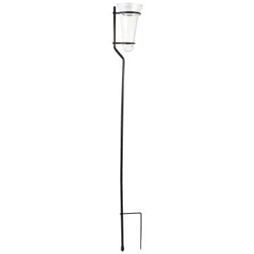 Nature 6080089 üveg csapadékmérő állvánnyal 130 cm - utánvéttel vagy ingyenes szállítással