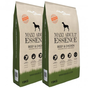 "2 db ""Maxi Adult Essence Beef & Chicken"" prémi..."