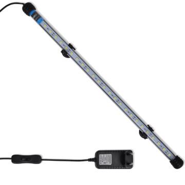 Fehér LED-es akváriumlámpa 48 cm - utánvéttel vagy ingyenes szállítással