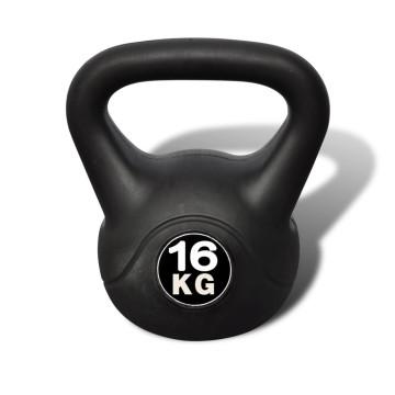 Kettlebell 16 kg - ingyenes szállítás
