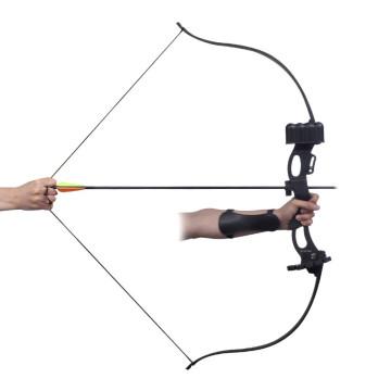 Gyermek sportreflex íj kiegészítőkkel 124 cm 9,1 kg - utánvéttel vagy ingyenes szállítással
