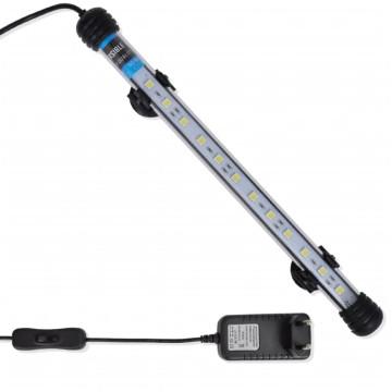 Fehér LED-es akváriumlámpa 28 cm - utánvéttel vagy ingyenes szállítással