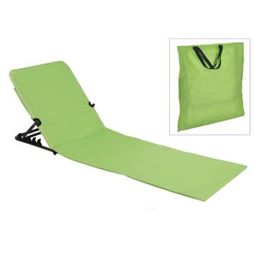 HI zöld összecsukható PVC strandmatrac - utánvéttel vagy ingyenes szállítással