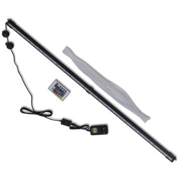 LED-es RGB buborékos akváriumlámpa 94 cm - utánvéttel vagy ingyenes szállítással