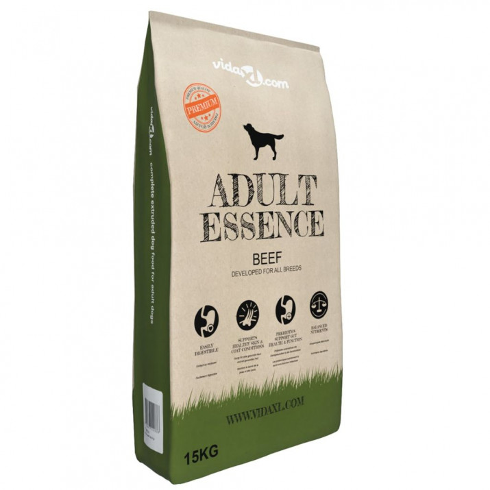 """2 db """"Adult Essence Beef"""" prémium száraz kutyatáp 30 kg - ingyenes szállítás"""