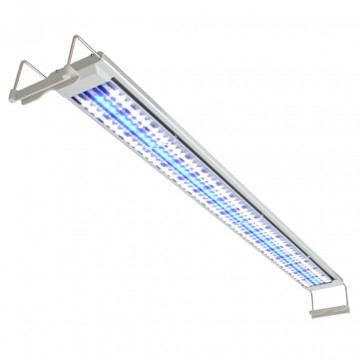 LED-es akvárium lámpa IP67 alumínium 120-130 cm - ingyenes szállítás