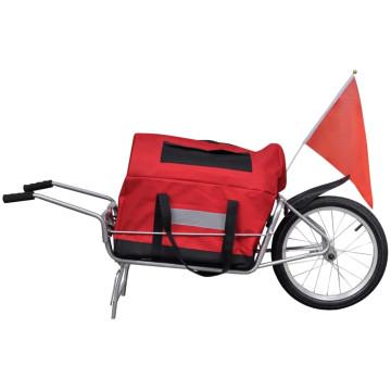 Bicikli Pótkocsi Egykerekű Tároló Táska - ingyenes szállítás