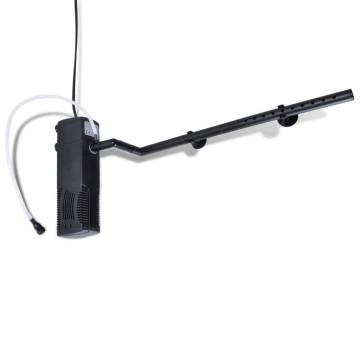 Akvárium Szűrőpumpa Aktív Szénnel 800L / óra - utánvéttel vagy ingyenes szállítással