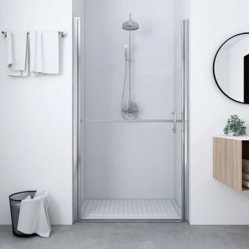 Edzett üveg zuhanyajtó 81 x 195 cm - utánvéttel vagy ingyenes szállítással