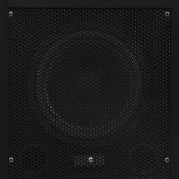 2 db fekete professzionális passzív színpadi hangszóró 1000 W - utánvéttel vagy ingyenes szállítással