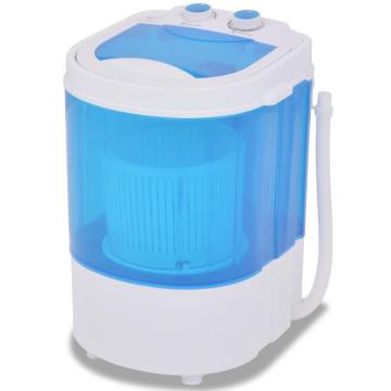 Mini egymedencés mosógép 2.6 kg - utánvéttel vagy ingyenes szállítással