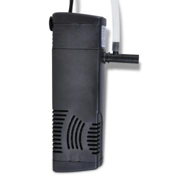 Akvárium Szűrőpumpa Aktív Szénnel 300L / Óra - utánvéttel vagy ingyenes szállítással