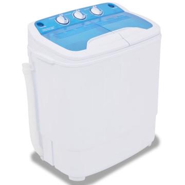 Mini ikermedencés mosógép 5.6 kg - ingyenes szállí...