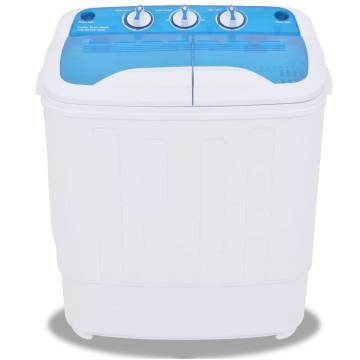 Mini ikermedencés mosógép 5.6 kg - utánvéttel vagy ingyenes szállítással