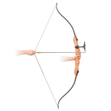 Felnőtt vadászreflex íj 173 cm 13,6 kg - utánvéttel vagy ingyenes szállítással
