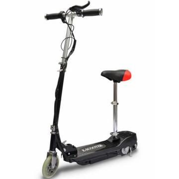 Fekete elektromos roller üléssel 120 W - utánvéttel vagy ingyenes szállítással
