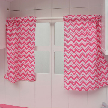 Fa játékkonyha 82 x 30 x 100 cm rózsaszín és fehér - ingyenes szállítás