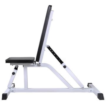 Edzőpad egykezes és kétkezes súlyzókészlettel 30,5 kg - ingyenes szállítás