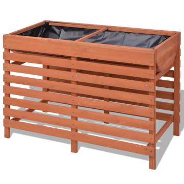 100x50x71 cm fa virágtartó - ingyenes szállítás