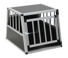 Egyajtós kutyaszállító ketrec 54 x 69 x 50 cm - utánvéttel vagy ingyenes szállítással