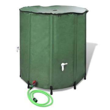 Összecsukható Eső Víz Tartály 500 L - utánvéttel vagy ingyenes szállítással