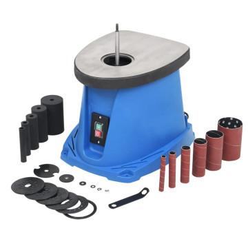 Oszcillációs orsócsiszoló 450 W kék - utánvéttel vagy ingyenes szállítással