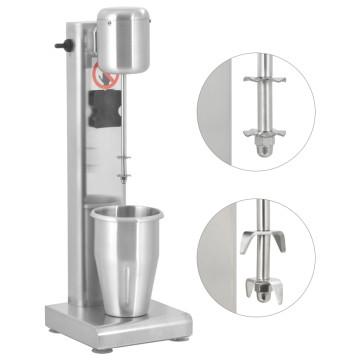 Rozsdamentes acél tejturmixgép 1 L - utánvéttel vagy ingyenes szállítással